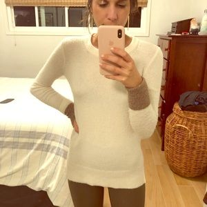 Whit long sweater- Madewell